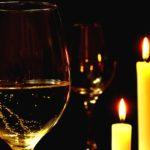 cena al buio con i vini della liguria