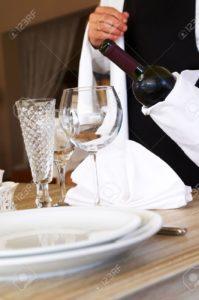 scegliere vino cena