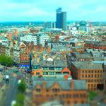 Manchester: creste vintage e dischi in vinile