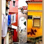 (Viaggio a Lisbona) Sospesa nel tempo