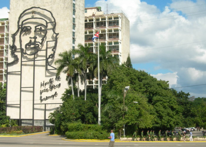 cuba plaza de la revolution