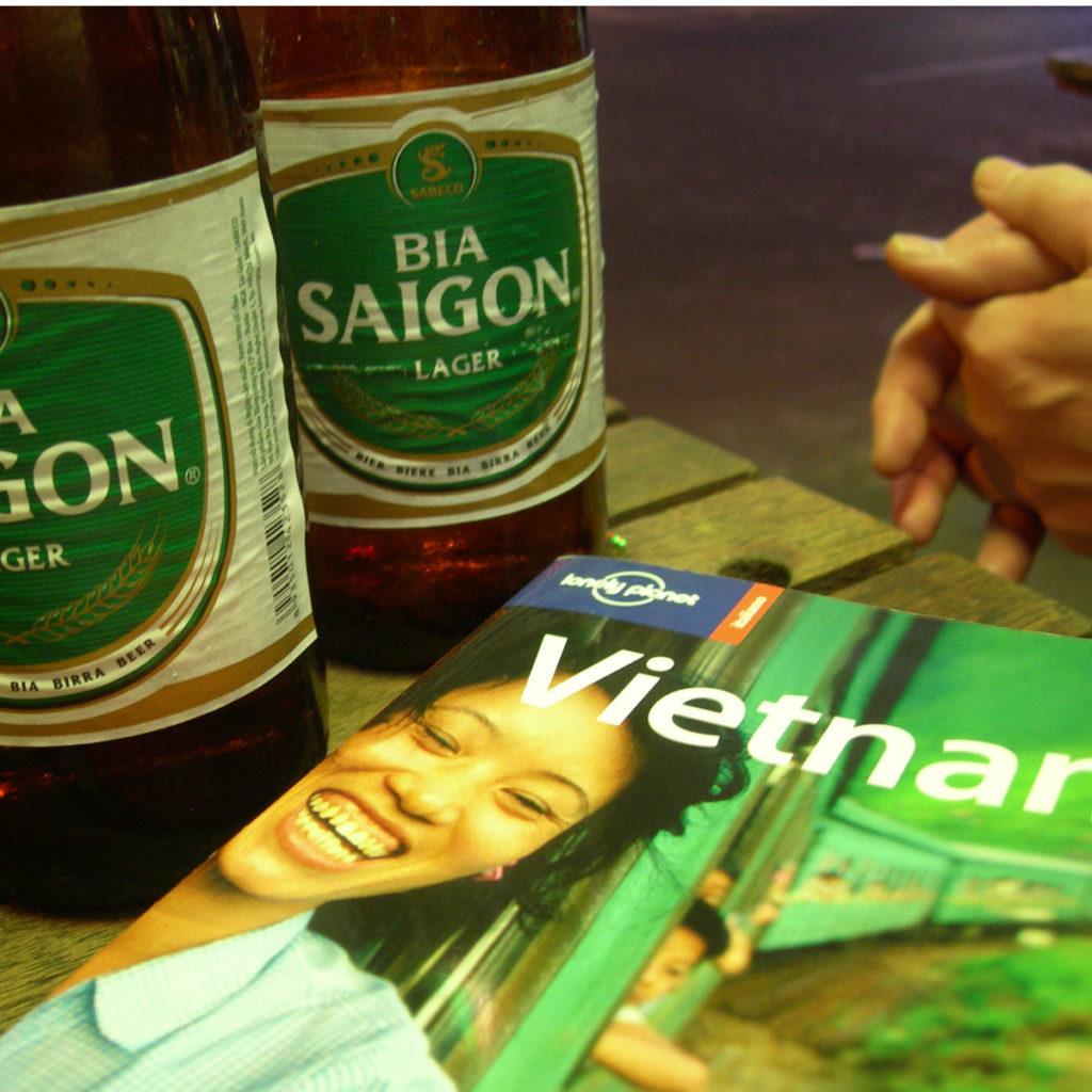 vietnam birra saigon